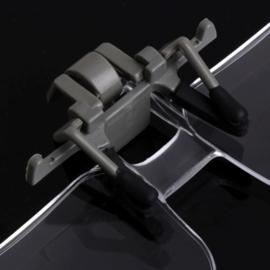 Clip & Flip Magnifier Glasses