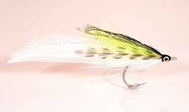 A.Jensen Deceiver white-chartreuse 1/0