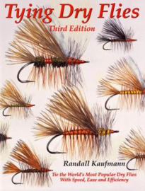 Tying Dry Flies (Third Edition)