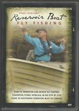 DVD Hywel Morgan's Reservoir Boat Flyfishing