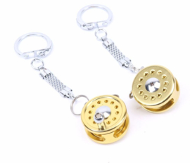 Key Chain Miniature Flyreel