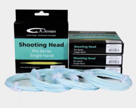 A.Jensen PRO Shooting Head KIT (4 heads) -floating-