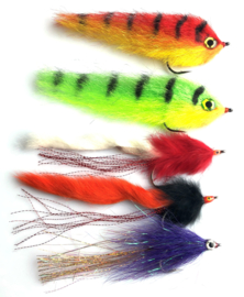 Pike Streamer Set Deluxe