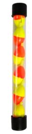 Bi Color Strike Indicator