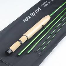 Ritz Super Lite 8ft 1WT fly rod (4pcs)