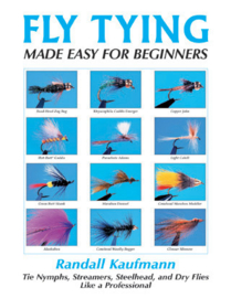 Flytying made easy for beginners