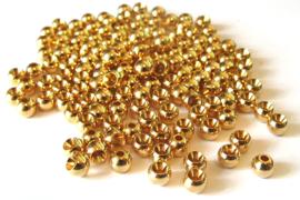 Poseidon Brass Beads Gold 2.8mm
