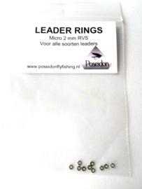 Poseidon Tippet Leader Rings