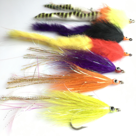 Pike Streamer Set (6 streamers)