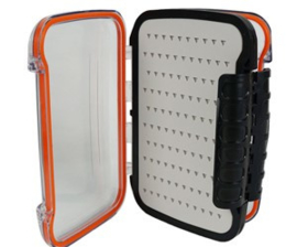 DS Waterproof Silicon Fly Box (Medium)