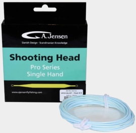 A.Jensen PRO Shooting Head  -The Specialist-