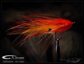 A. Jensen Saltwater hook