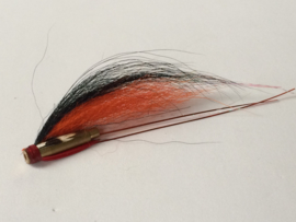 Tube Fly Orange-Black
