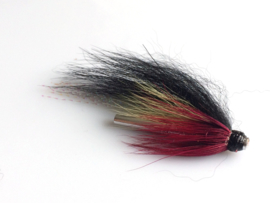 Alu Tubeflies Yellow Red