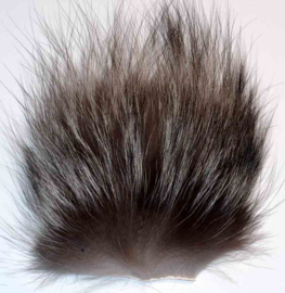 Silver Fox Tail-Natural
