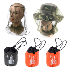 Mosquito Head Protection Net
