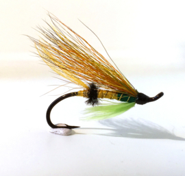 Green Highlander (Single Hook)