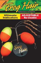Frog Hair Ultimate Strike Indicators (Re-Usable)