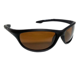 Wychwood BLK Wraps Brown Lens Sunglasses