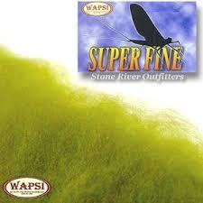 Wapsi Superfine Dry Fly Dubbing