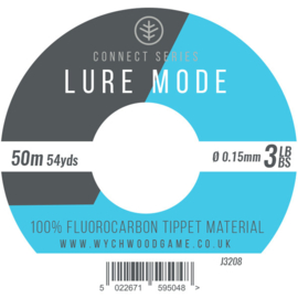 Wychwood Lure Mode Fluorocarbon Tippet 50M