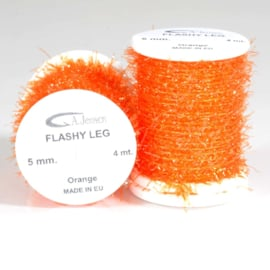 A.Jensen Flashy Legs (5mm chenille)