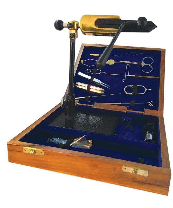 Flytying Tool Kit Deluxe Box