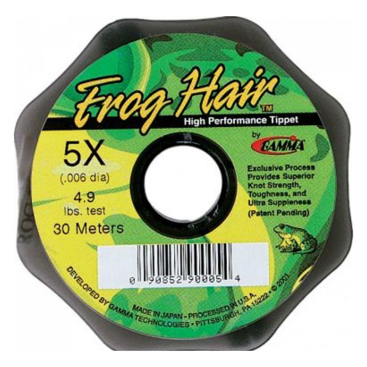 Frog Hair Freshwater Tippet