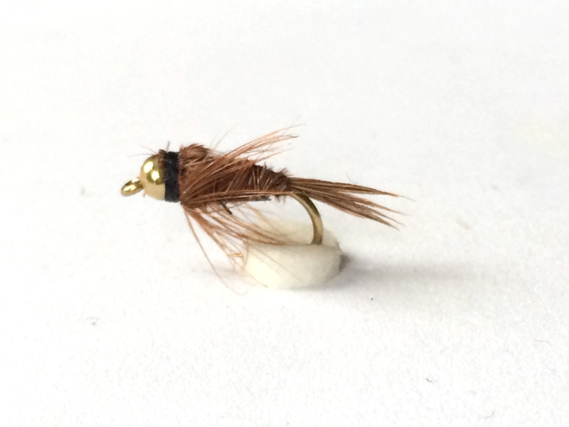 Gold Bead Pheasant tail