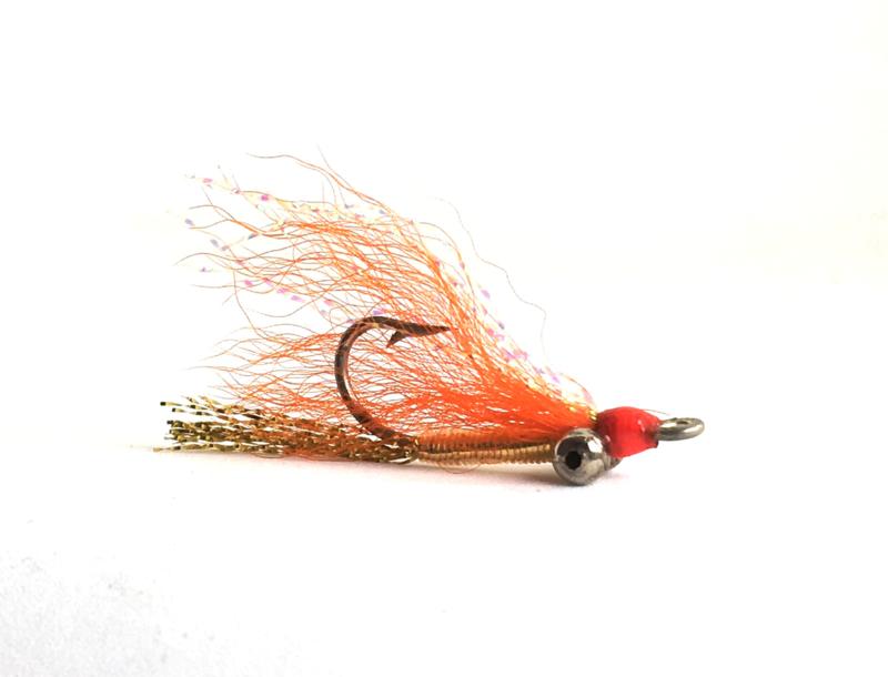 Bonefish Crazy Charlie Gold #4
