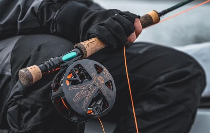 A.Jensen Target Lightweight  but tough Fly Fishing Reels Aircraft Aluminium