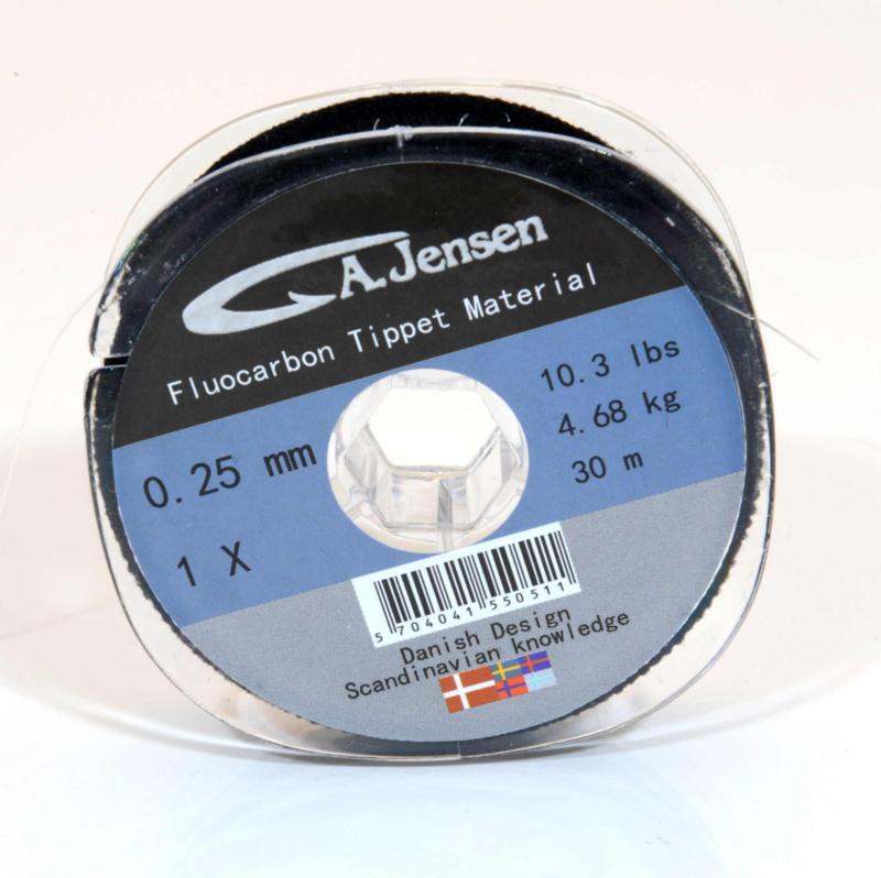 A.Jensen Fluoro Carbon Tippet