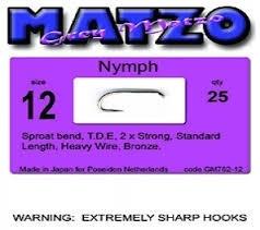 Grey Matzo Nymph
