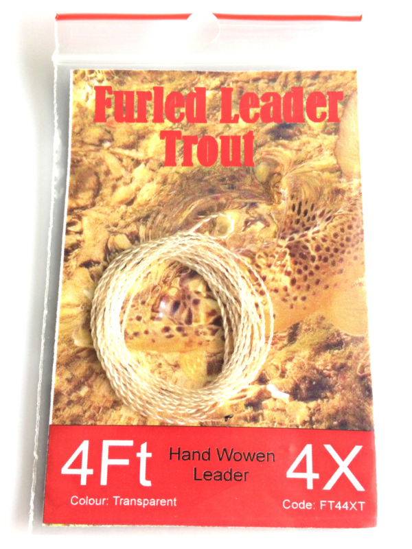 Furled Leader Hends (Trout Clear)