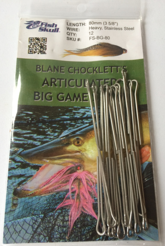 Articulated Shanks Big Game Pike