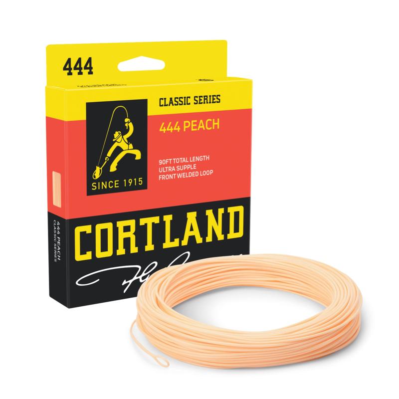 Cortland Classic 444 WF Peach