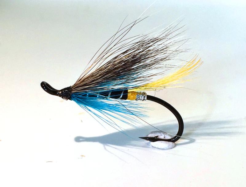 Blue Charm (Single Hook)