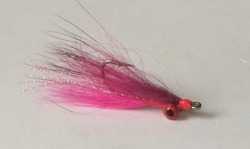 Bonefish Clouser Foxy Pink
