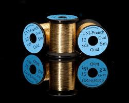Uni French Oval Gold