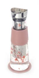 Eve glazen karaf Cherry Blossom ***speciale aanbieding***