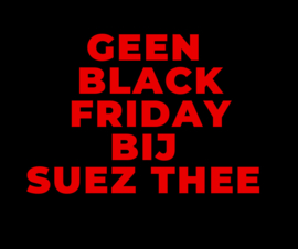 Geen Black Friday