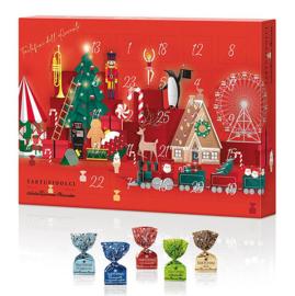 adventskalender Kerstdorp met tartufidolci