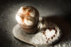 Maak een verwarmende Chai Latte