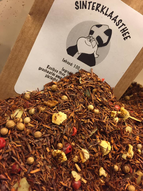 Nutty rooibos