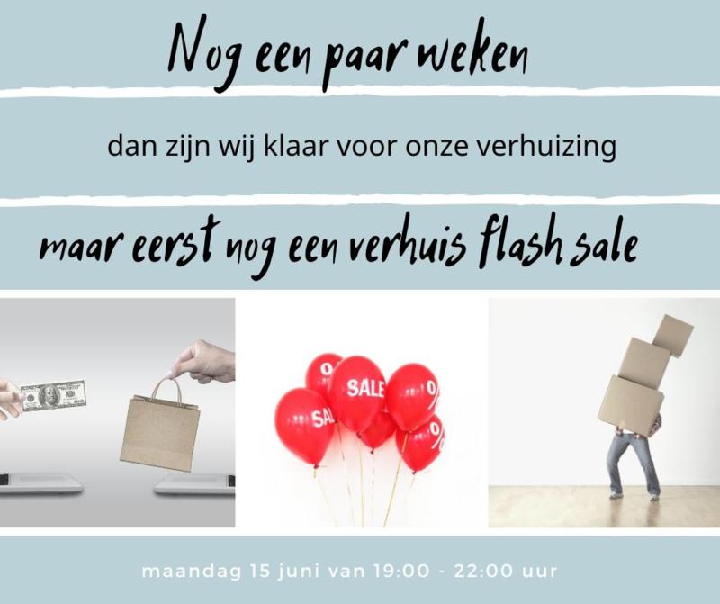 Spelregels Flash Sale