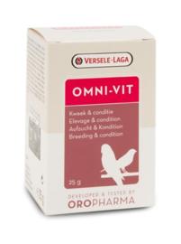 Versele-Laga Omni Vit kweek & conditie 25 gram