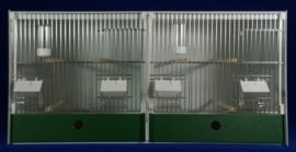 Bodempapier voor Vogels 37,9cm x 36,4cm 500st (JH kooi)