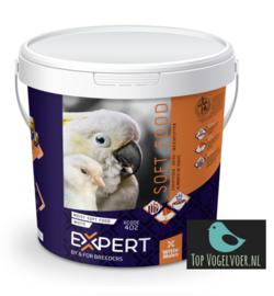 Witte Molen Expert eivoer blank 5kg emmer