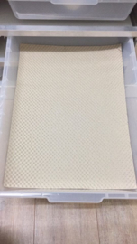 Honingraat bodempapier Vision bak V18 (16cm x 43cm) 250 stuks