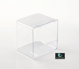 Badhuis transparant